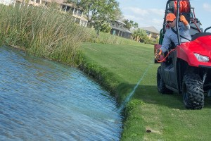 Aquatic Weed Control Services