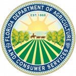 Seal of The Florida Department of Agriculture and Consumer Services