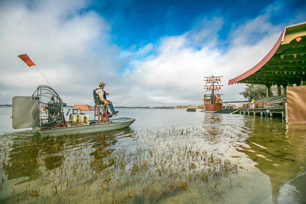 Legoland Florida Lake Management Services